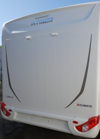 HYMER T CL 698 X CLIMATE complet