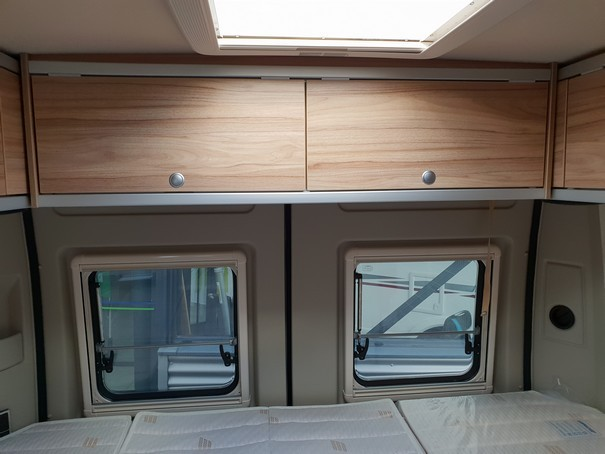 HYMER GRAND CANYON PREMIUM complet