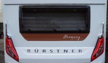 BURSTNER 485 TS AVERSO HARMONY LINE complet
