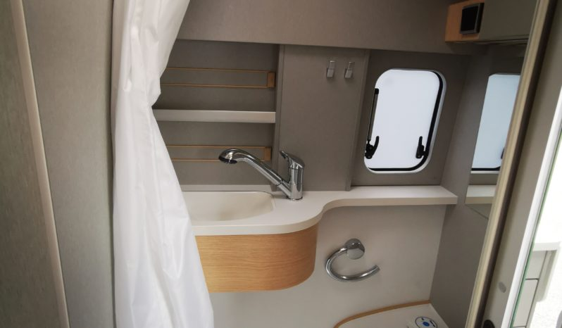 HYMER FREE 600 complet