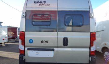KNAUS BOXLIFE 600 ME complet