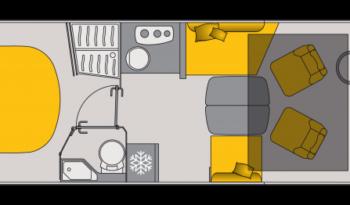 BAVARIA I 720 FC complet