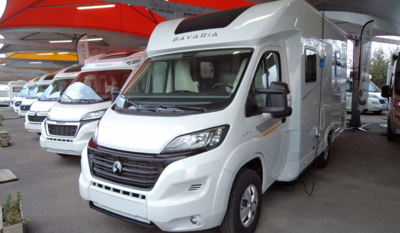 BAVARIA T 650 C STYLE complet