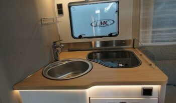 HYMER TRAMP S 695 complet